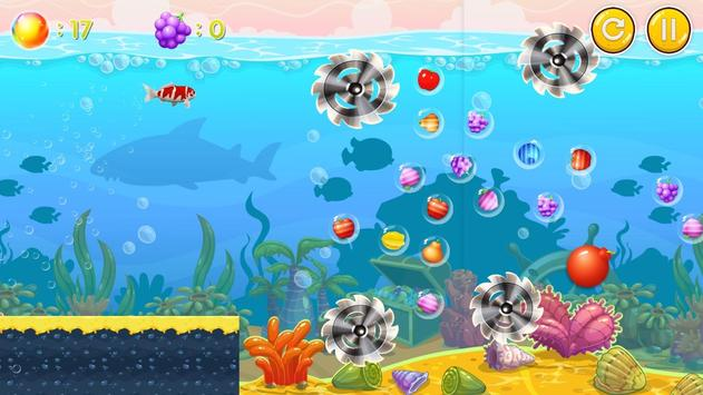 Baby koi fish apk download free adventure game for for Koi fish games