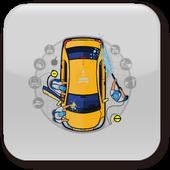 Mobile Car Wash icon