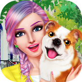 Fun Pet Day: BFF Fashion Salon icon