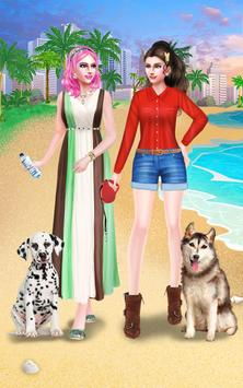 Fun Pet Day: BFF Fashion Salon apk screenshot