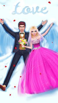 Romantic Wedding Beauty Salon poster