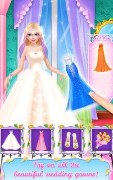 Romantic Wedding Beauty Salon screenshot 8