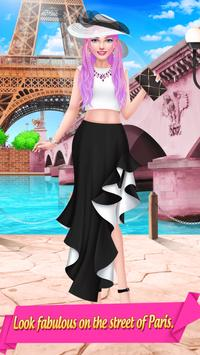 BFF Paris Trip - Fashion Salon apk screenshot