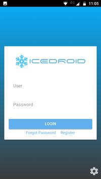 IceDroid poster