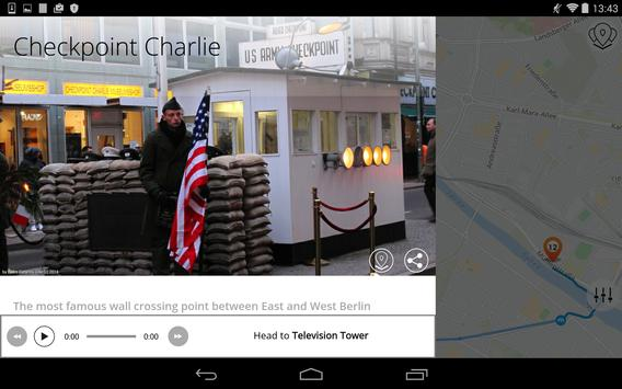 Berlin City Guide EN apk screenshot