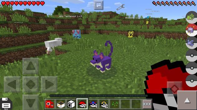 Pokedroid PE apk screenshot
