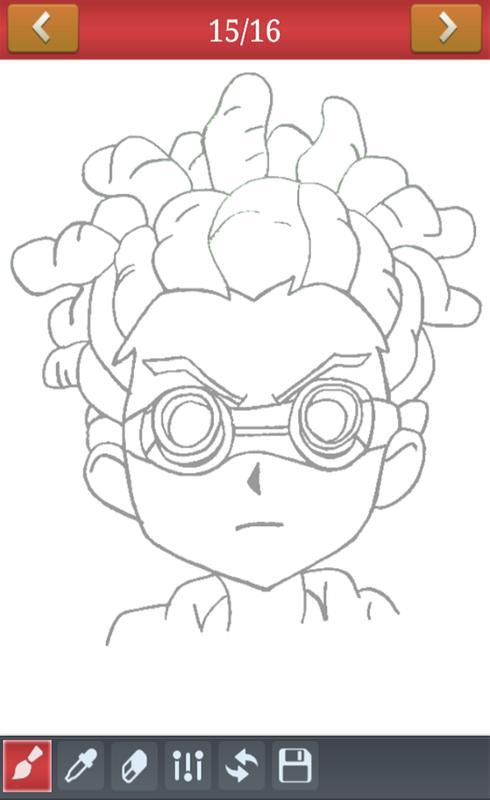 how to draw inazuma eleven