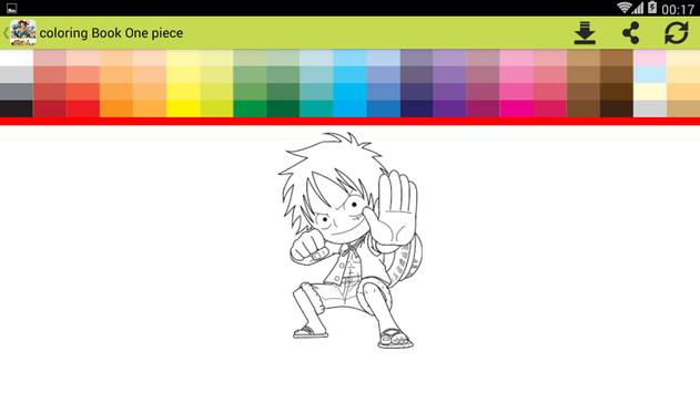 Coloring Book One Piece Apk Download Free Art Design Coloring Book App