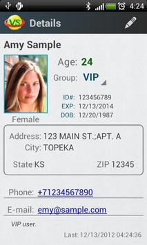 VeriScan - ID Verification Scanner by IDScan.net poster
