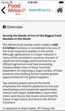 Food Africa Cairo apk screenshot