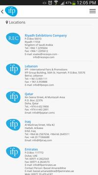 IFP Events screenshot 6