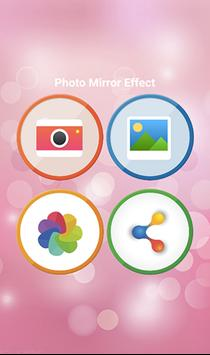 Photo Mirror Effect poster