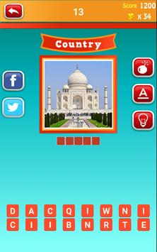 Country Quiz Games screenshot 3