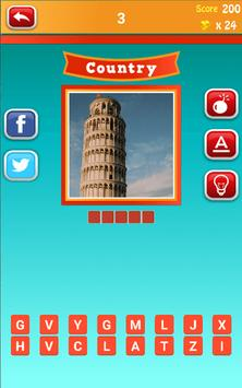 Country Quiz Games screenshot 1