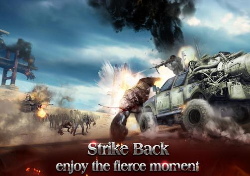 LINE War Z 2 apk screenshot