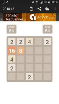 2048 Games apk screenshot