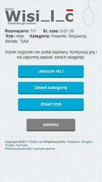 iMaSz Wisielec screenshot 6