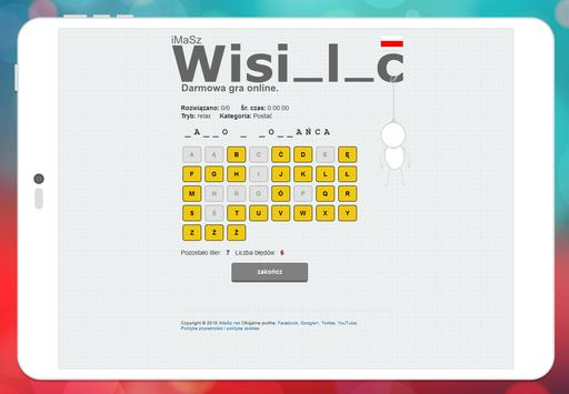 iMaSz Wisielec screenshot 11