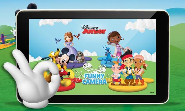 Disney Junior Funny Camera poster