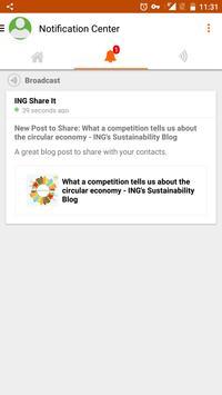 ING ShareIt screenshot 4