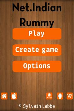 Net.Indian Rummy HD poster