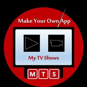 My Tv Shows apk screenshot