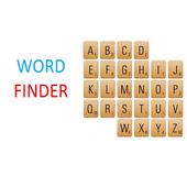Word Finder Scrabble Solver icon