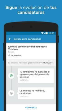 InfoJobs - Job Search apk screenshot