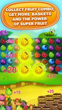 Fruit Hamsters–Farm of Hamsters: Match 3 game Free screenshot 4