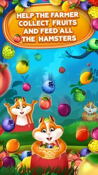 Fruit Hamsters–Farm of Hamsters: Match 3 game Free screenshot 6