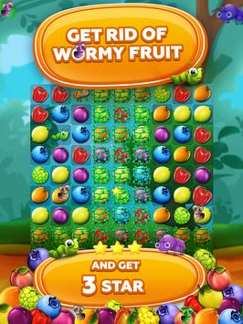 Fruit Hamsters–Farm of Hamsters: Match 3 game Free screenshot 9