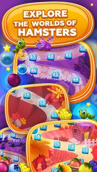 Fruit Hamsters–Farm of Hamsters: Match 3 game Free screenshot 1