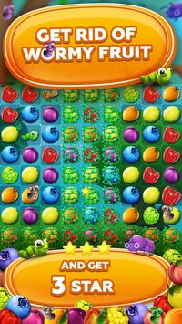 Fruit Hamsters–Farm of Hamsters: Match 3 game Free screenshot 2