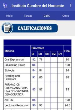 Instituto Cumbre Secundaria screenshot 3