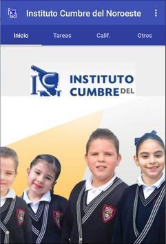 Instituto Cumbre Secundaria poster