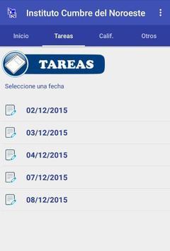 Instituto Cumbre Secundaria screenshot 1