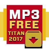 Free Music MP3 Download Titan icon