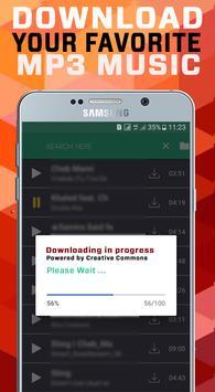 Free Music MP3 Download Titan apk screenshot