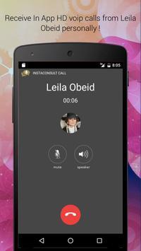Leila Obeid apk screenshot