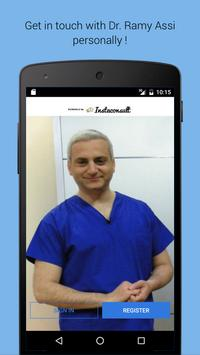 Dr. Ramy Assi poster