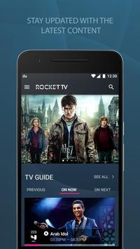 Rocket TV poster