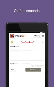 Connector by IntroNet apk screenshot