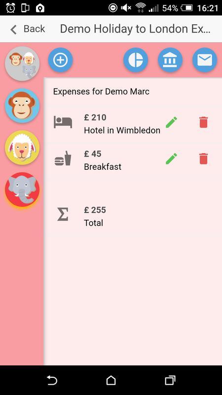 travel expense calculator iyh apk تحميل مجاني السفر ومعلومات محلية
