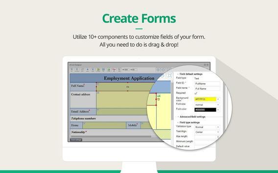 e.Form screenshot 7