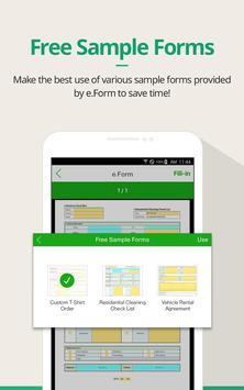 e.Form screenshot 3