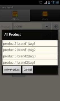 Inventroid apk screenshot