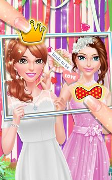 Smile! BFF Wedding Photo Booth apk screenshot