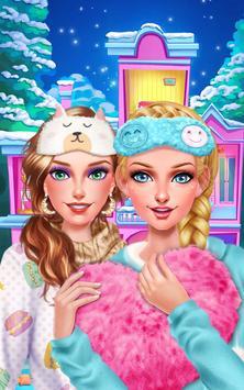 Winter PJ Party: BFF Sleepover screenshot 10