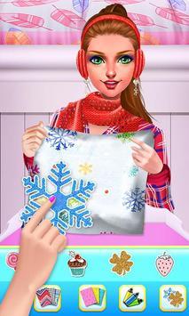 Winter PJ Party: BFF Sleepover screenshot 2