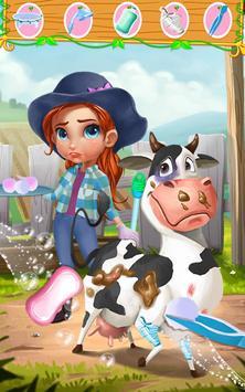 Princess Girls Working Holiday apk screenshot